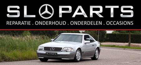 SL Mercedes-Benz Parts
